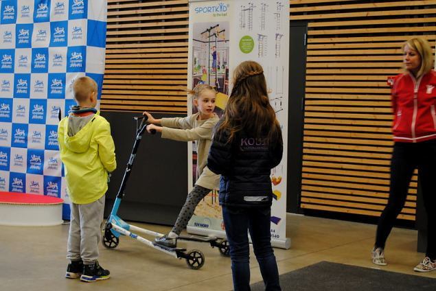 Tallinn Icestar Cup is not only for skaters, You can bike as well. Thank You for our great spons